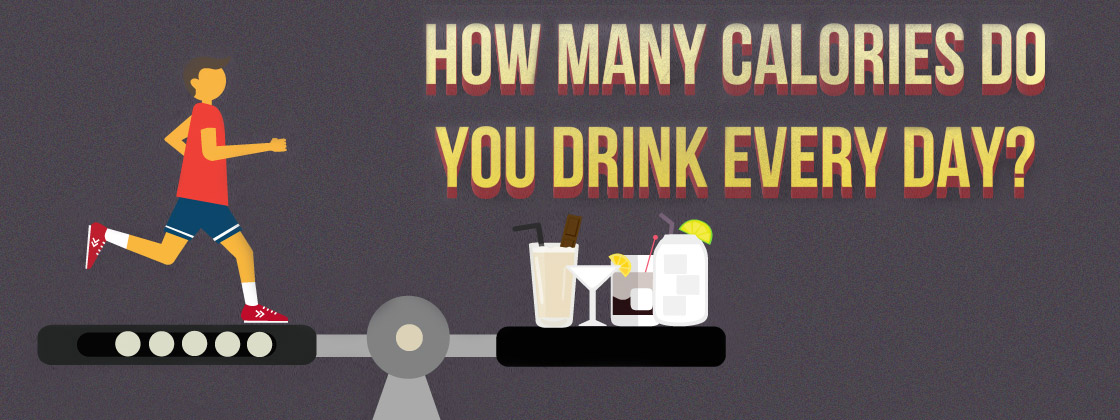 Infographic: How Many Calories Do You Drink Every Day